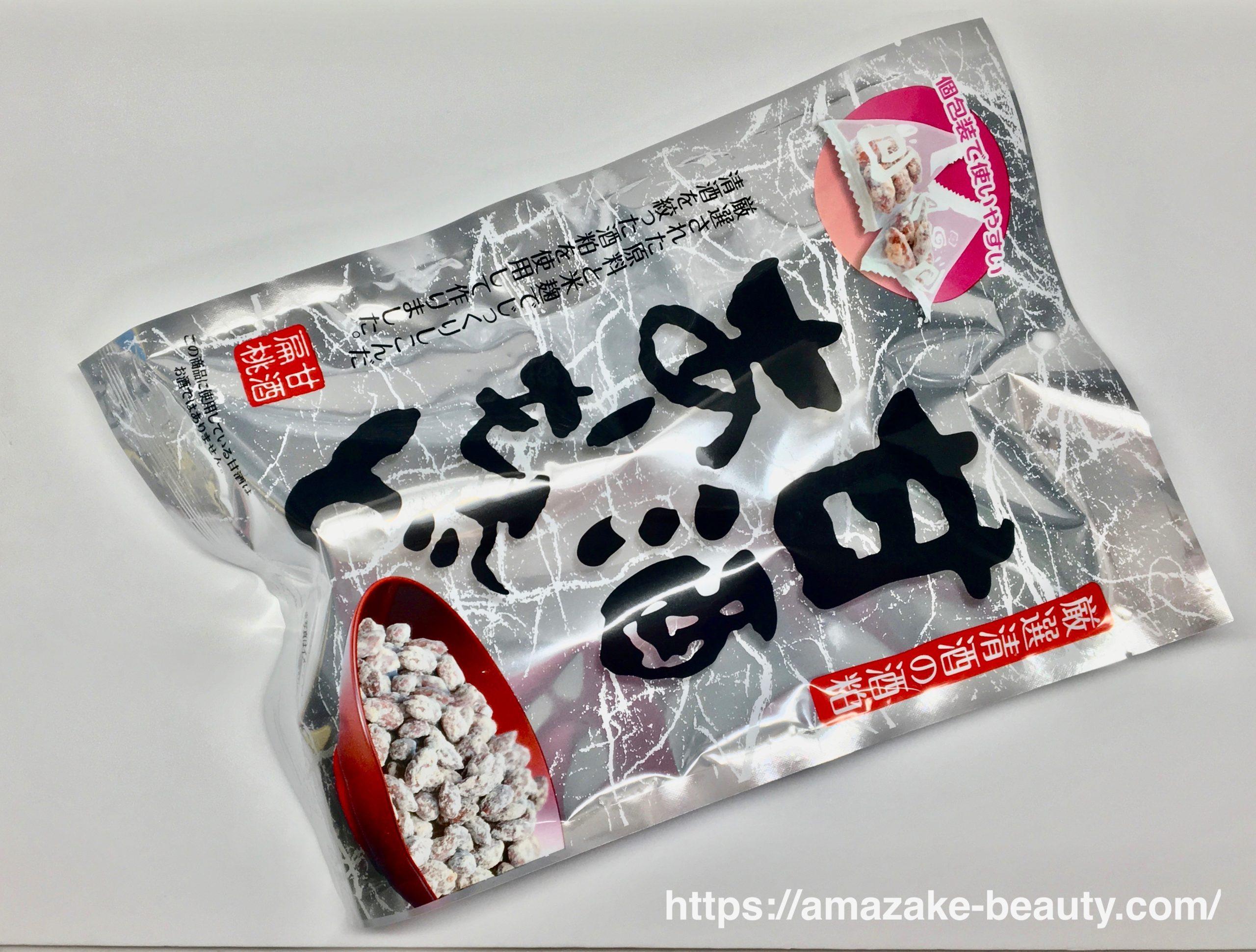 【甘酒甘味】ケイ・エス『甘酒アーモンド』