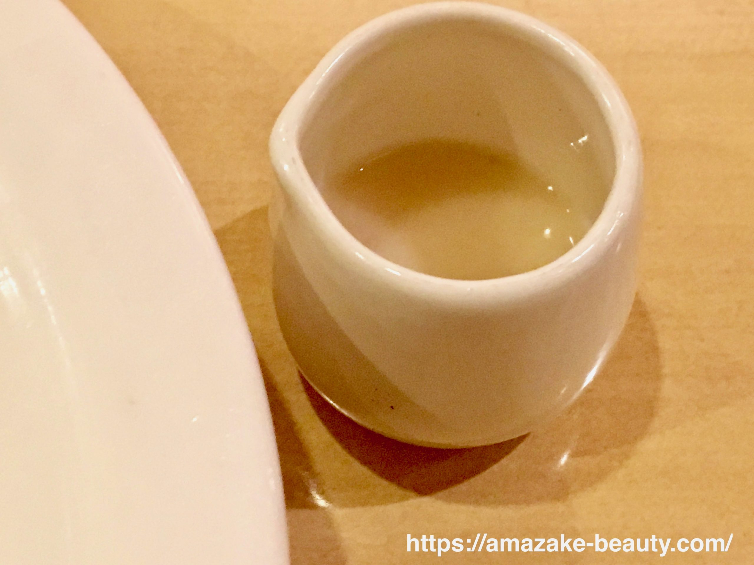 【甘酒喫茶】ジョナサン『森永製菓(甘酒コラボ)』(スノーアイス 甘酒香るマスカルポーネクリーム)