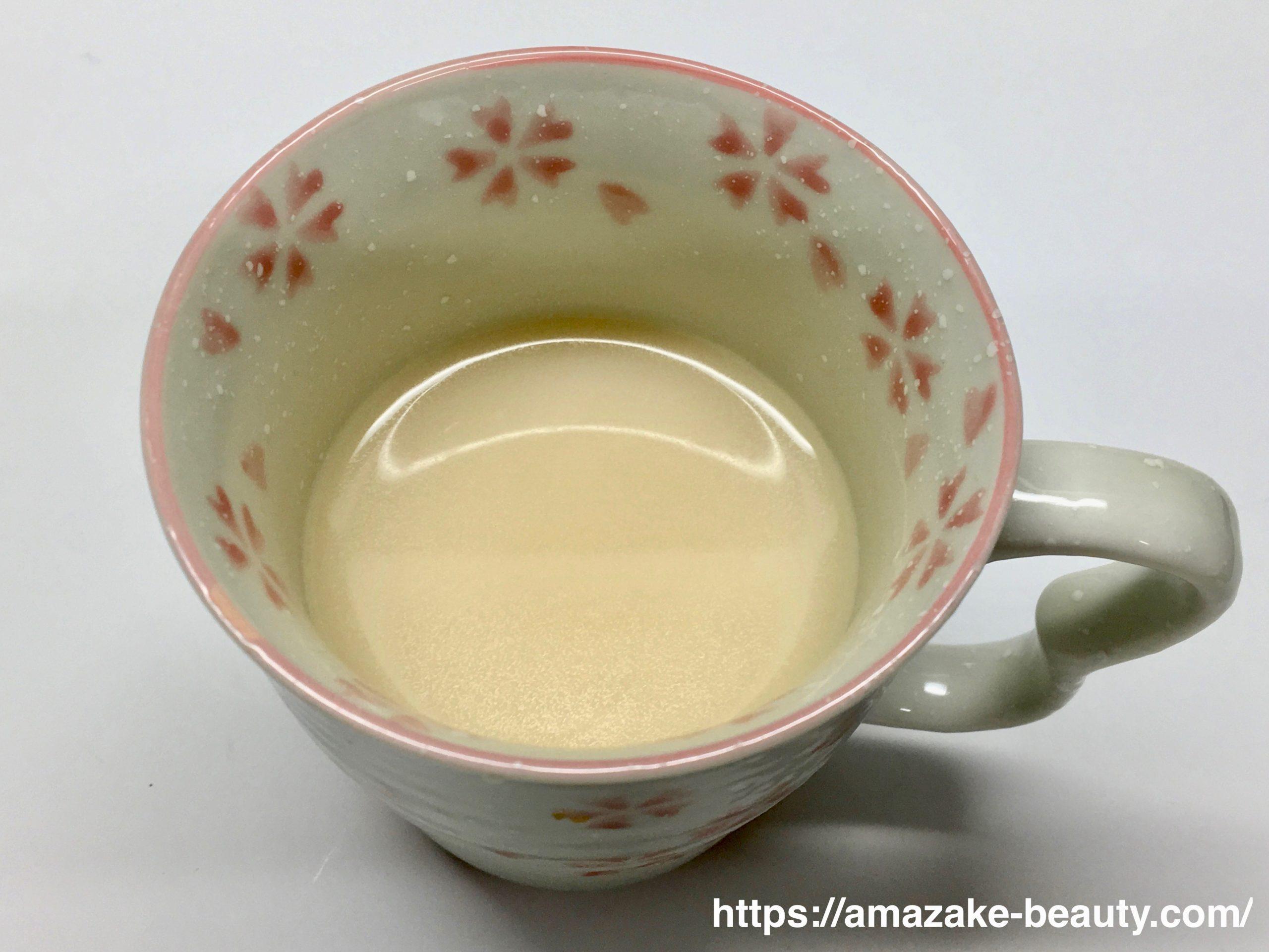 【甘酒】マルコメ『糀甘酒』(飲んだ感想)
