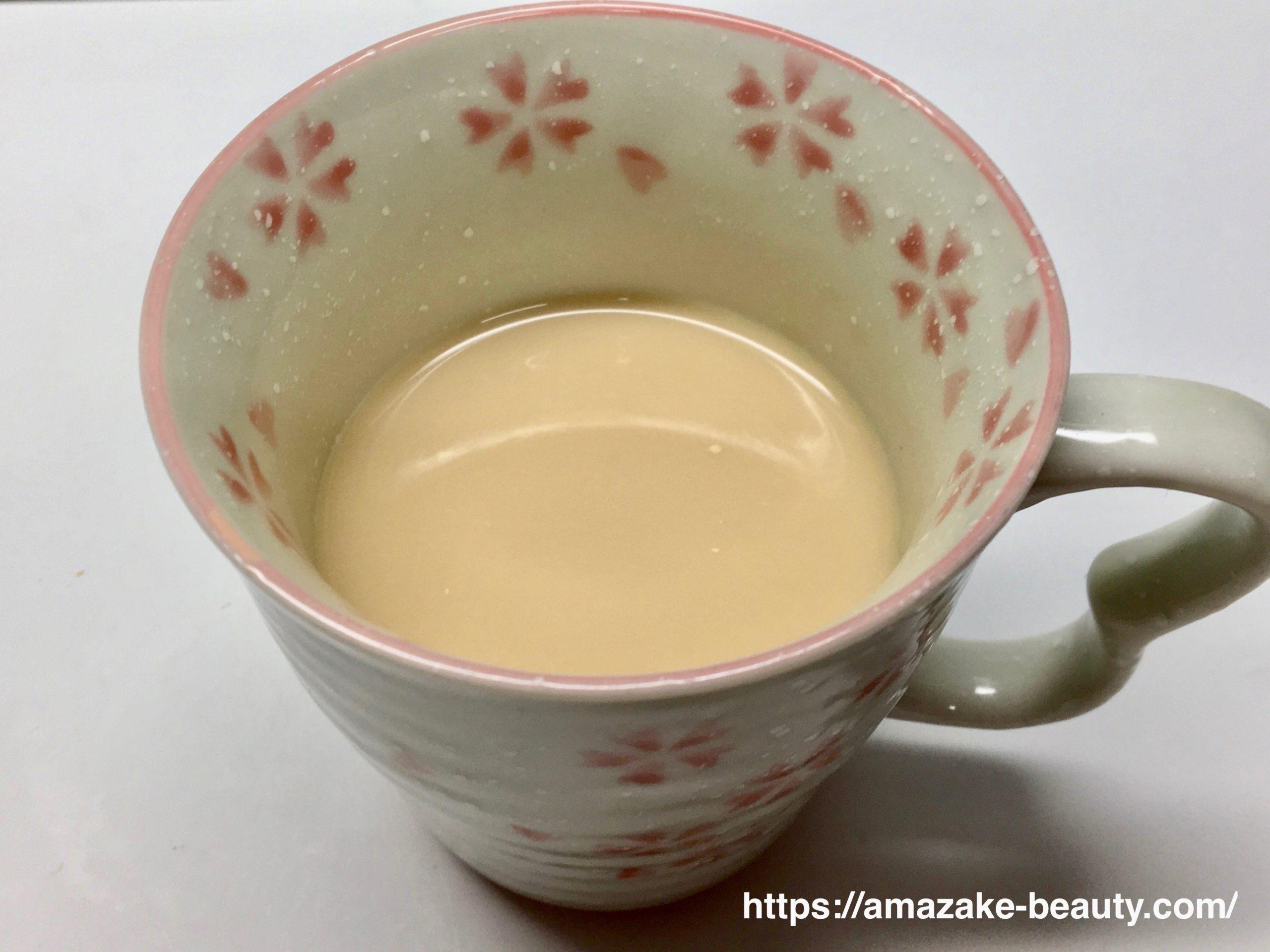 【甘酒】マルコメ『糀甘酒(豆乳ブレンド)』(飲んだ感想)