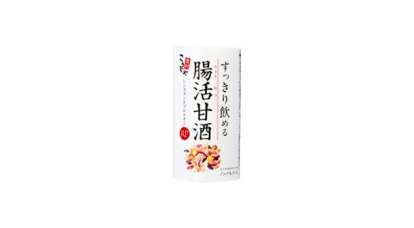 【甘酒新発売】コーセーフーズ『すっきり飲める腸活甘酒 RP